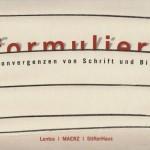 "Katalog ""Formuliert"" Lentos – Kunstmuseum"